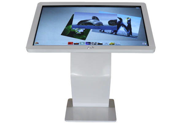 Floor stand All in one touch screen kiosk DDW-AD6501TKPC